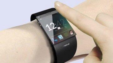 Budou takto vypadat hodinky od Google?