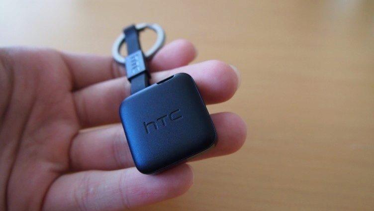 HTC Fetch v ruce