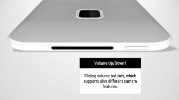 HTC One Tigon: Nastavení hlasitosti dotekovým gestem