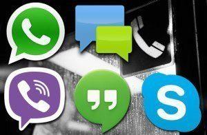 SvětAndroida doporučuje: 5 aplikací pro komunikaci zdarma