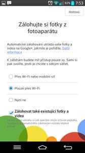 Fotky Google+