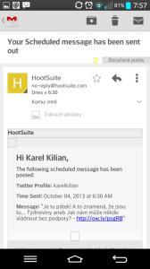 Gmail: nové rozhraní