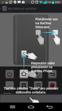 QuickRemote: vyrobte si vlastní dálkový ovladač
