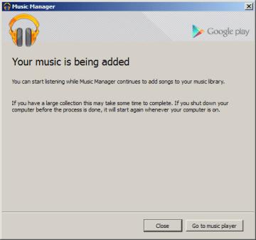 Písničky můžete poslouchat přes web nebo aplikaci pro Android
