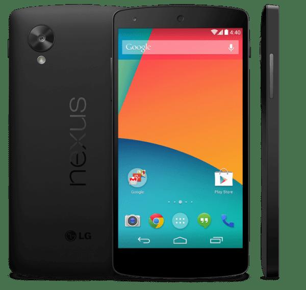 Nexus 5 si zamilujete díky čistému a skvěle optimalizovanému systému
