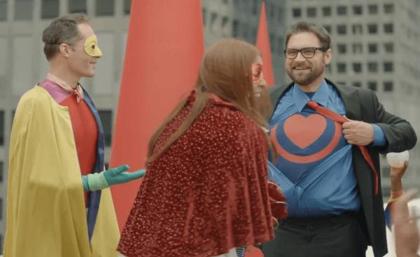 Nexus 5 reklama