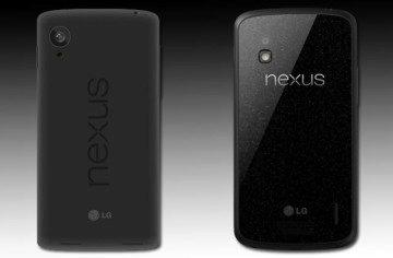 Nexus 5 versus Nexus 4
