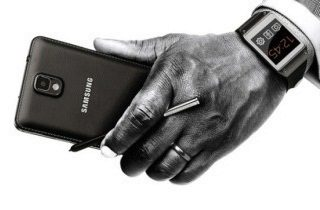 Samsung Note 3 a Galaxy Gear
