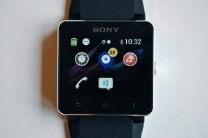 Sony SmartWatch 2 launcher 2