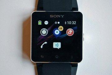 Sony SmartWatch 2 launcher 2