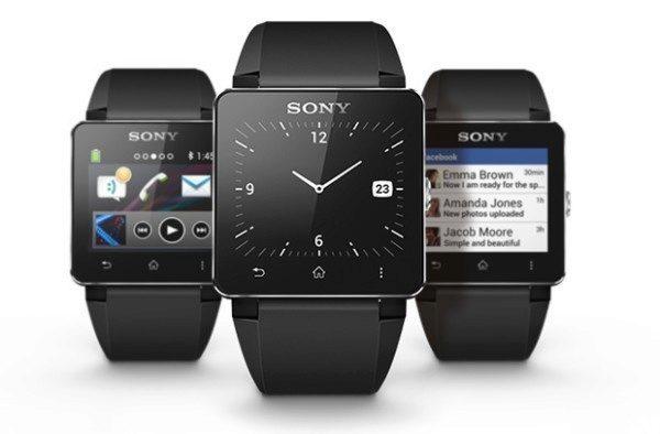 Sony Smartwatch 2 model no SW2