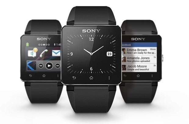 Sony Smartwatch 2 model no SW2