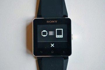 Sony SmartWatch 2 parovani 2
