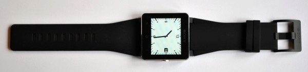 Sony SmartWatch 2 pohled