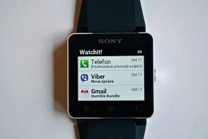 Sony SmartWatch 2 WatchIt
