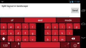 klávesnice swiftkey