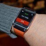 Zelený čtvrtek - Samsung Galaxy Gear (1)