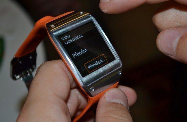 Bluetooth 4.0 LE je určitě výhodou u Samsungu - je energeticky šetrnější