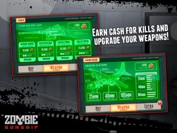 zombie gunship upgrades
