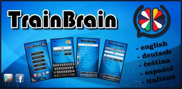 TrainBrain: Android jako učitel slovíček