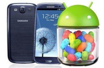 Samsung Galaxy S III: oficiální aktualizace na Android 4.3 spuštěna!