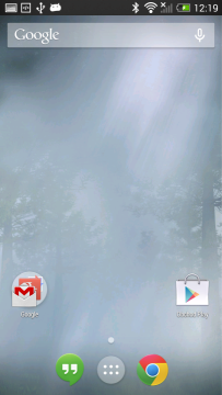Google Experience instalace