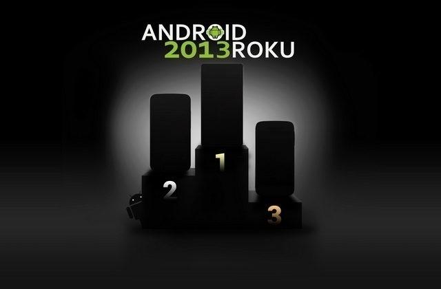 Android vítěz