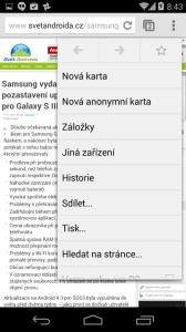 Android 4.4 umí tisknout skrze Google Cloud Print