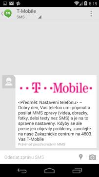 SMS konverzace jsou nyní součástí Hangouts