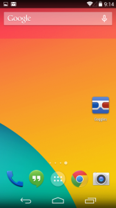 Nová plocha s ikonou