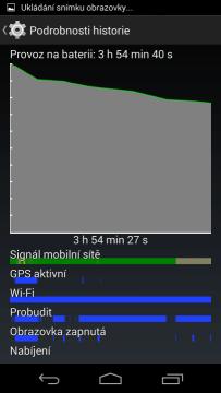 Při tomto způsobu použití přežije telefon 24 hodin