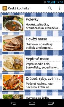 česká kuchařka 1