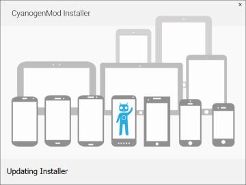 Po instalaci aplikace následuje připojení telefonu k počítači