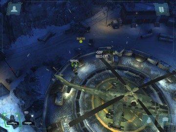 cod strike team pohled z hora