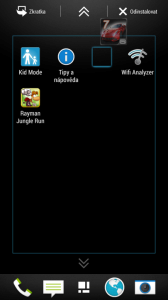 HTC One mini - Odinstalace