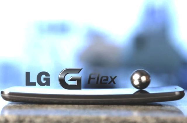 LG G Flex – Self healing cover