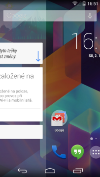 LG Nexus 5 Google Now