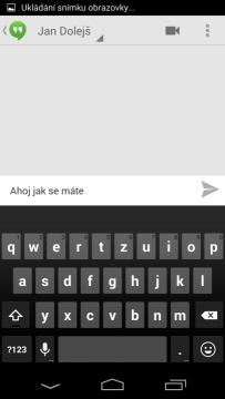 LG Nexus 5 klavesnice 2