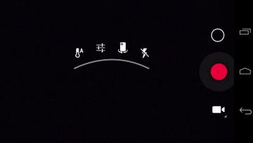 Nexus 5 fotoaparat