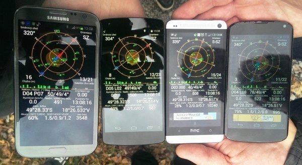 NEXUS 5 GPS