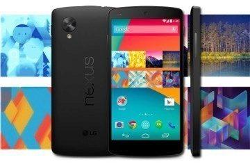 Stáhněte si oficiální tapety z Nexusu 5!