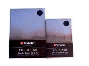 Obaly Verbatim Folio - balení přední strana