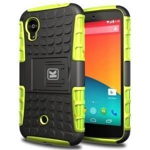KAYSCASE ArmorBox Heavy Duty Cover Case for the Nexus 5