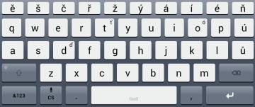 Prestigio Keys