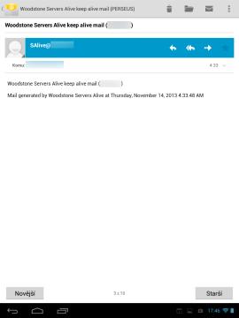 Poštovní klient E-mail - e-mailová zpráva