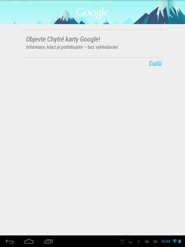 Google Now neboli Chytré karty Google
