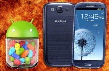 Samsung Galaxy S III se po aktualizaci na Android 4.3 potýká s řadou problémů