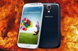 Majitelé Samsungu Galaxy S4 hlásí po updatu na Android 4.3 problémy