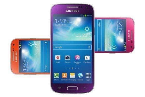 Samsung S4 Mini - nové barvy