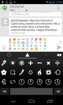 Klávesnice s emoji